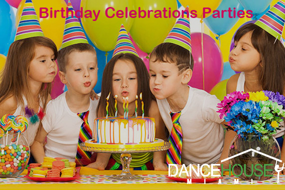 Miami Birthday Party Venues | Kids Birthday Parties Place in